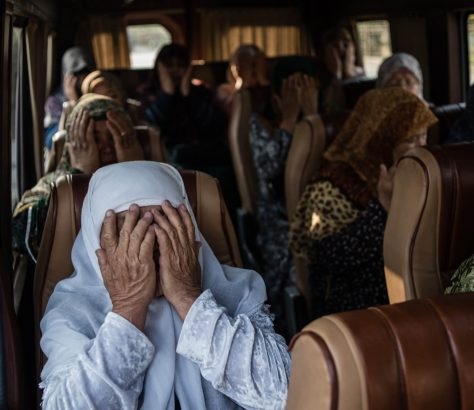 Pique-nique Kirghizstan prière islam Mutakalim