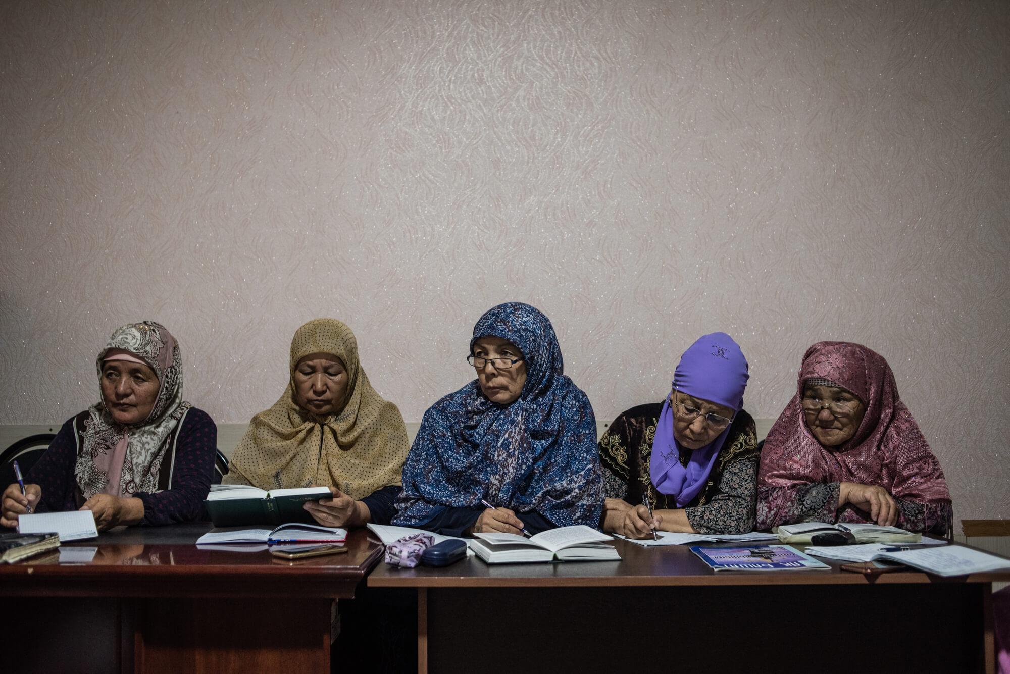 Mutakalim Och Kirghizstan islam