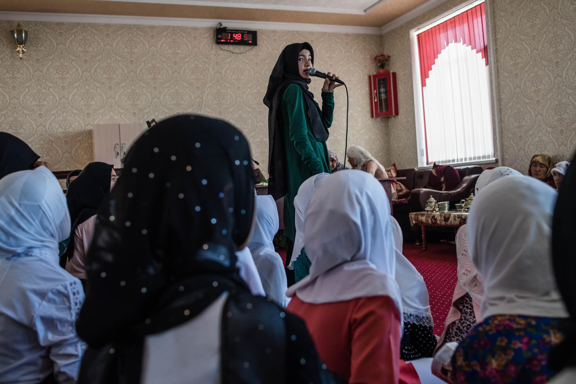Mutakalim Och islam Kirghizstan