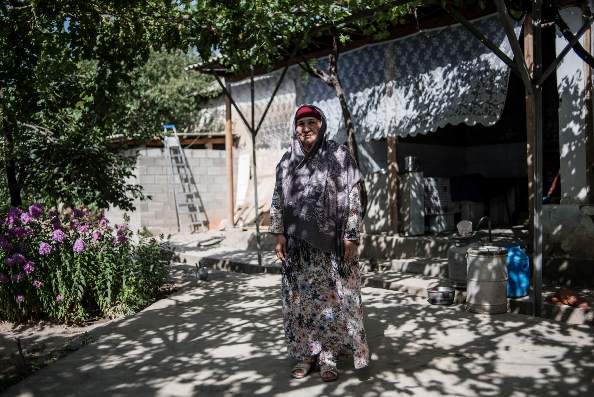 Mutakalim Aravan Kirghizstan
