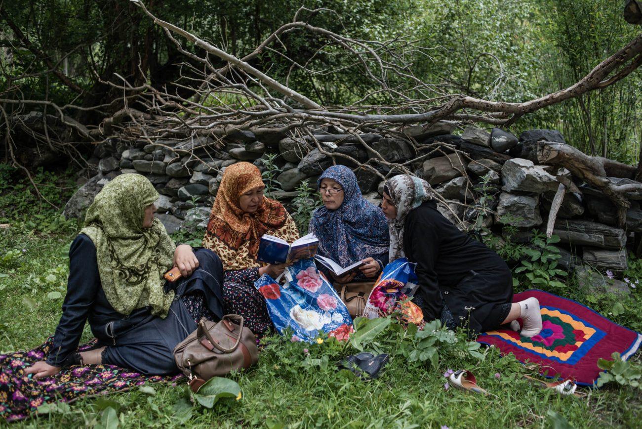 Mutakalim Alay Kirghizstan Lecture islam