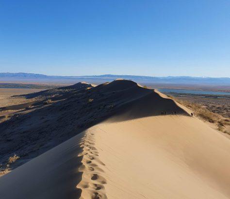 Altyn-Emel Kazakhstan Parc national chant des dunes