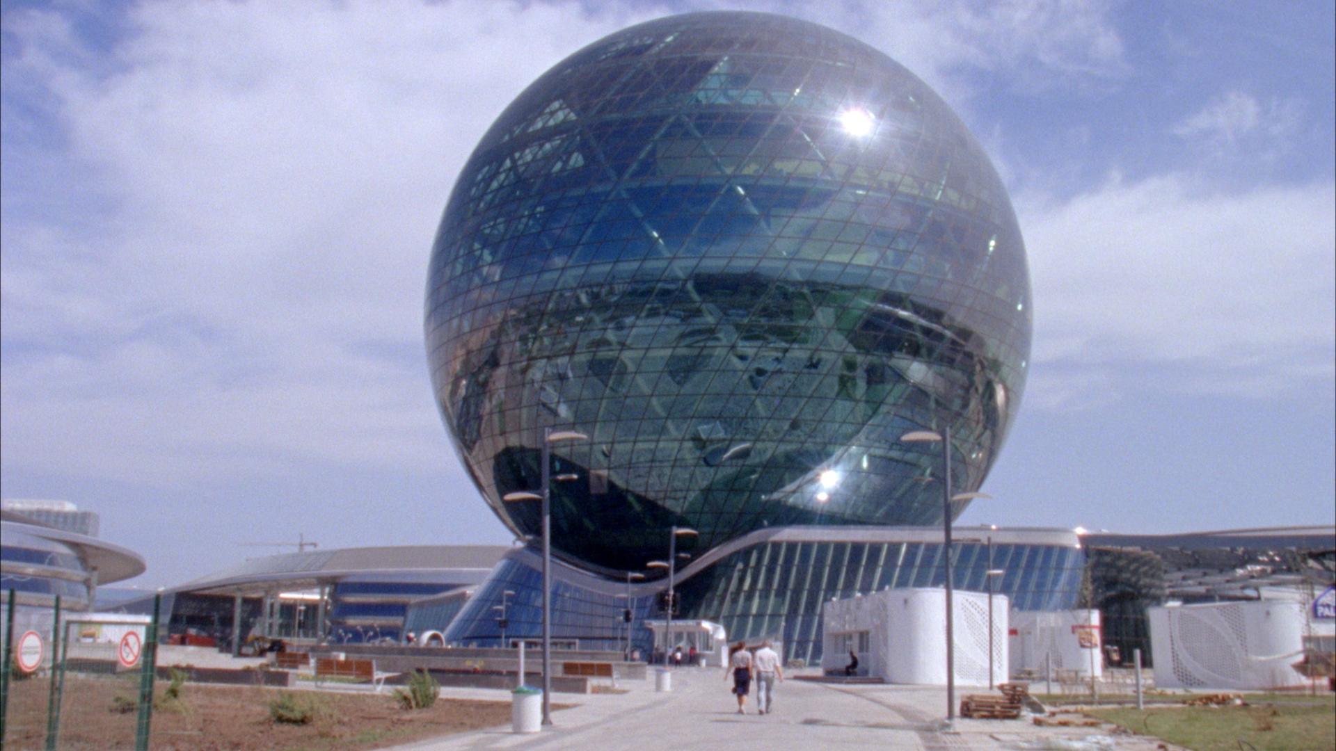 Kazakhstan Astana Expo Énergie Film Cinéma