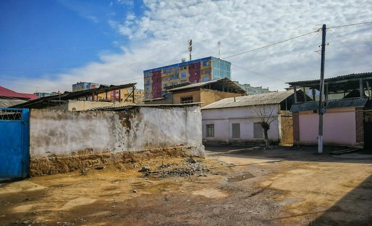Tsiganes Lyulis Ouzbékistan Tachkent Mahalla Société Culture Tchachma