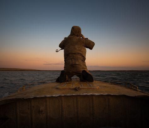 Kazakhstan Mer d'Aral