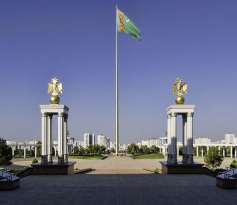 Diplomatie Turkmenistan COVID-19 Aide Etats-Unis