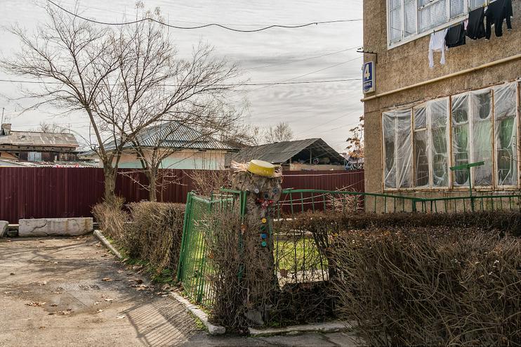 Tsiganes Lyulis Ouzbékistan Tachkent Mahalla Société Culture