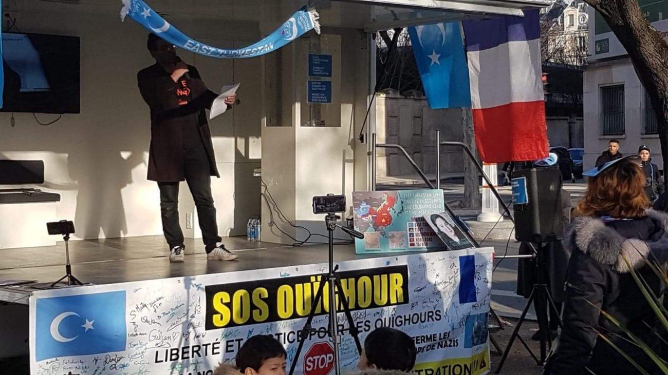 Xinjiang Région autonome ouïghoure France Combat Société Ouïghours Cause
