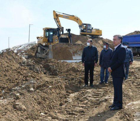 Sardoba barrage effondrement Ouzbékistan Chavkat Mirzioïev Construction Corruption Risque