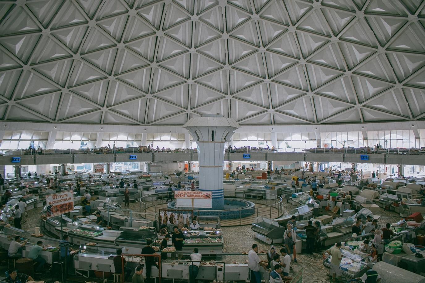 Tachkent Ouzbékistan Tourisme Société Culture