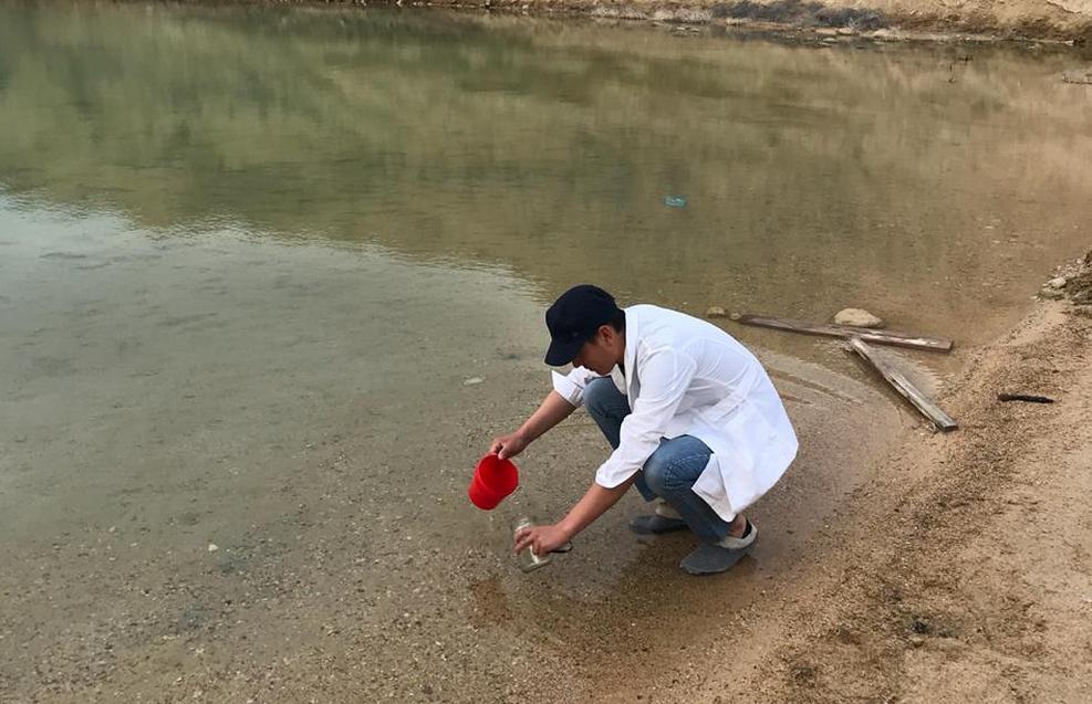 Kazakhstan Aktaou Uranium Mines Lac Pollution