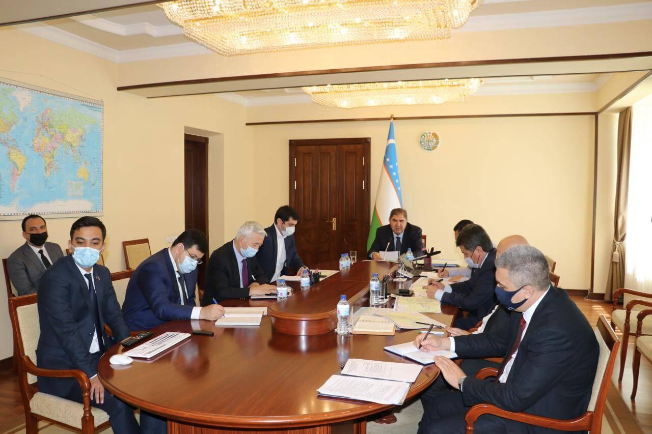 Ouzbékistan Kirghizstan Chine Economie Train Transport Chine