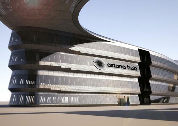 Astana Hub Kazakhstan Technologies IT Informatique Parc Nur-Sultan