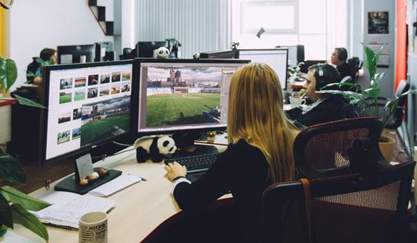 Techno Parc Minsk Technologie IT Succès Tech Hi-Tech Park