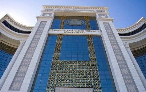 Turkménistan Ashgabat Banque central