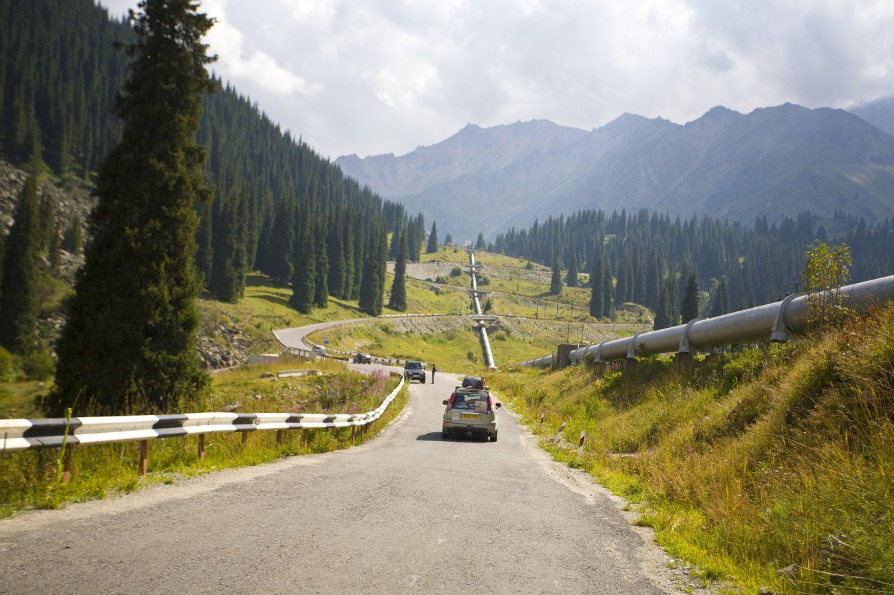 Kazakhstan Ecologie Polémique Ile-Alatau Almaty Tourisme Ecotourisme