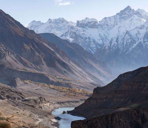 Haut-Badakhchan Tadjikistan Afghanistan frontière piandj
