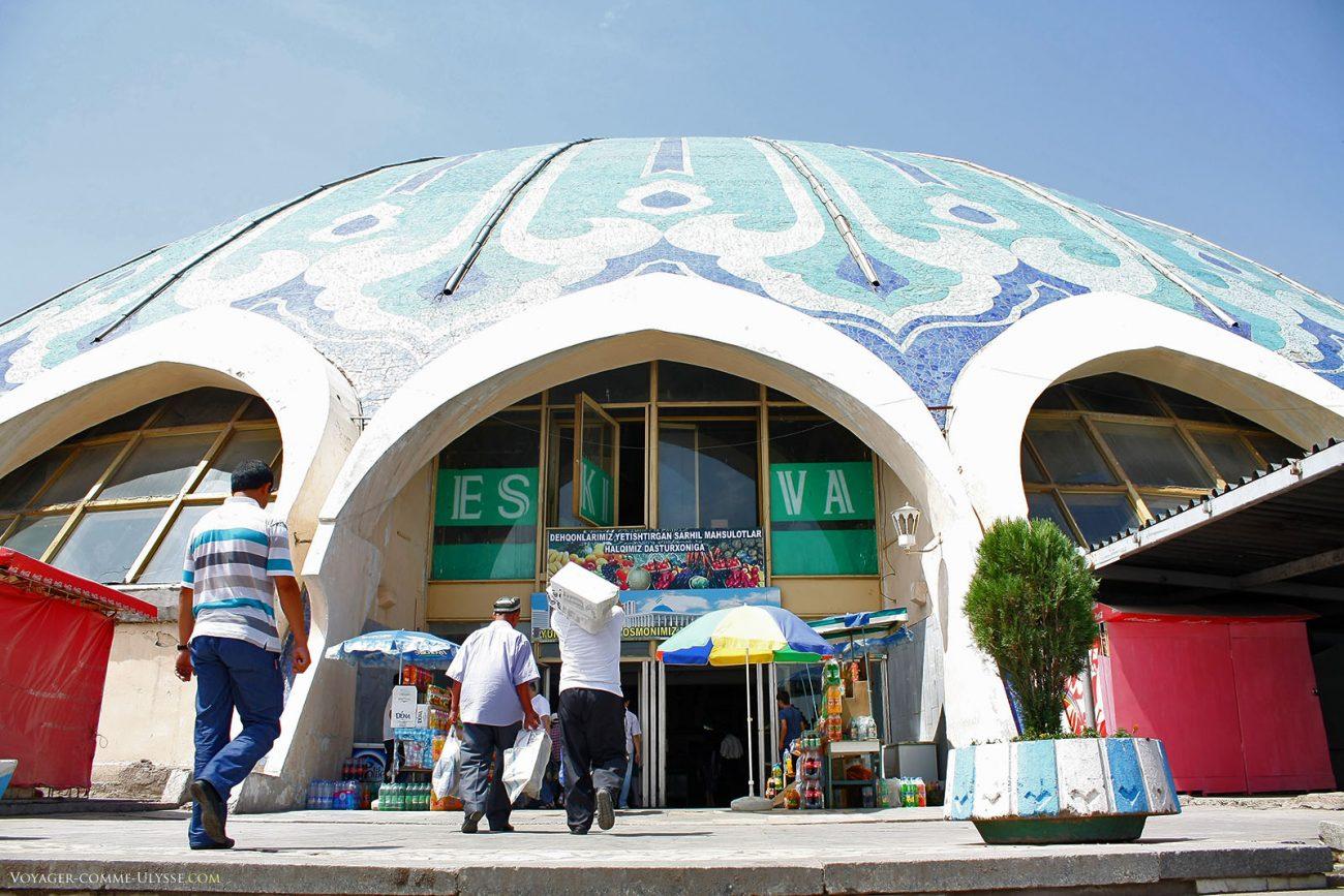 Tachkent Suez Assainissement Réseau d'eau Contrat