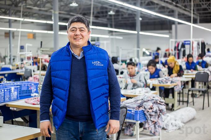 Coton entreprise ouzbekistan machines