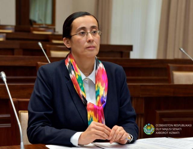 Ouzbékistan Israël Ambassade Ferouza Makhmoudora