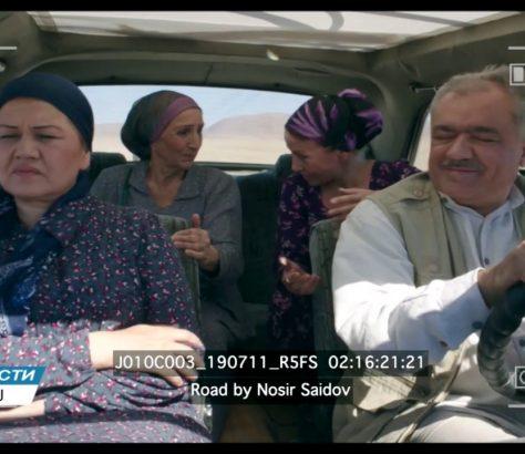 Route Film tadjikistan Nossir Saidov Femmes