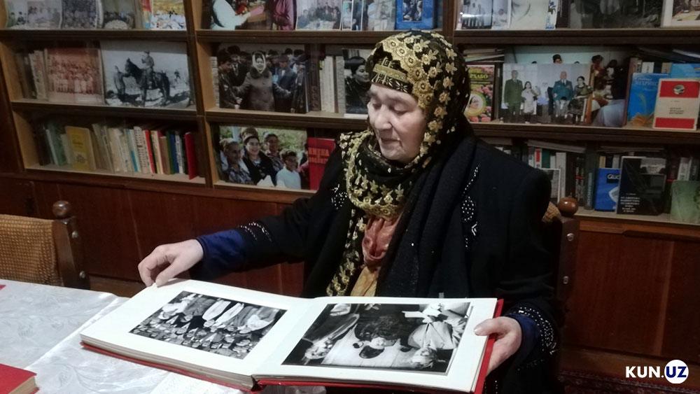 Rimajon Khoudoyberganova Ouzbékistan