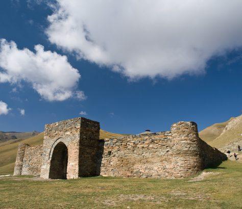 Tourisme Kirghizstan Coronavirus Local Covid-19 Economie Crise