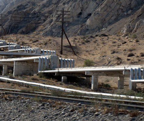 Turkménistan Pipeline Tapi Pakistan Afghanistan Inde Hydrocarbures Projet Infrastructure