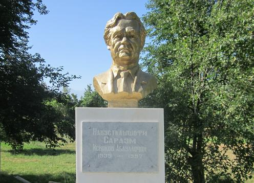 Sarazm Tadjikistan Archéologie Antiquité 5500 ans anniversaire Abdoullodjon Issakov