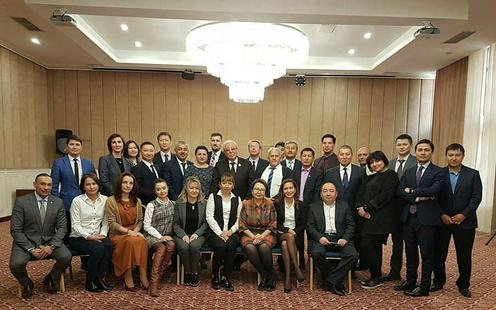 Membres Conseil national des barreaux Ouzbékistan