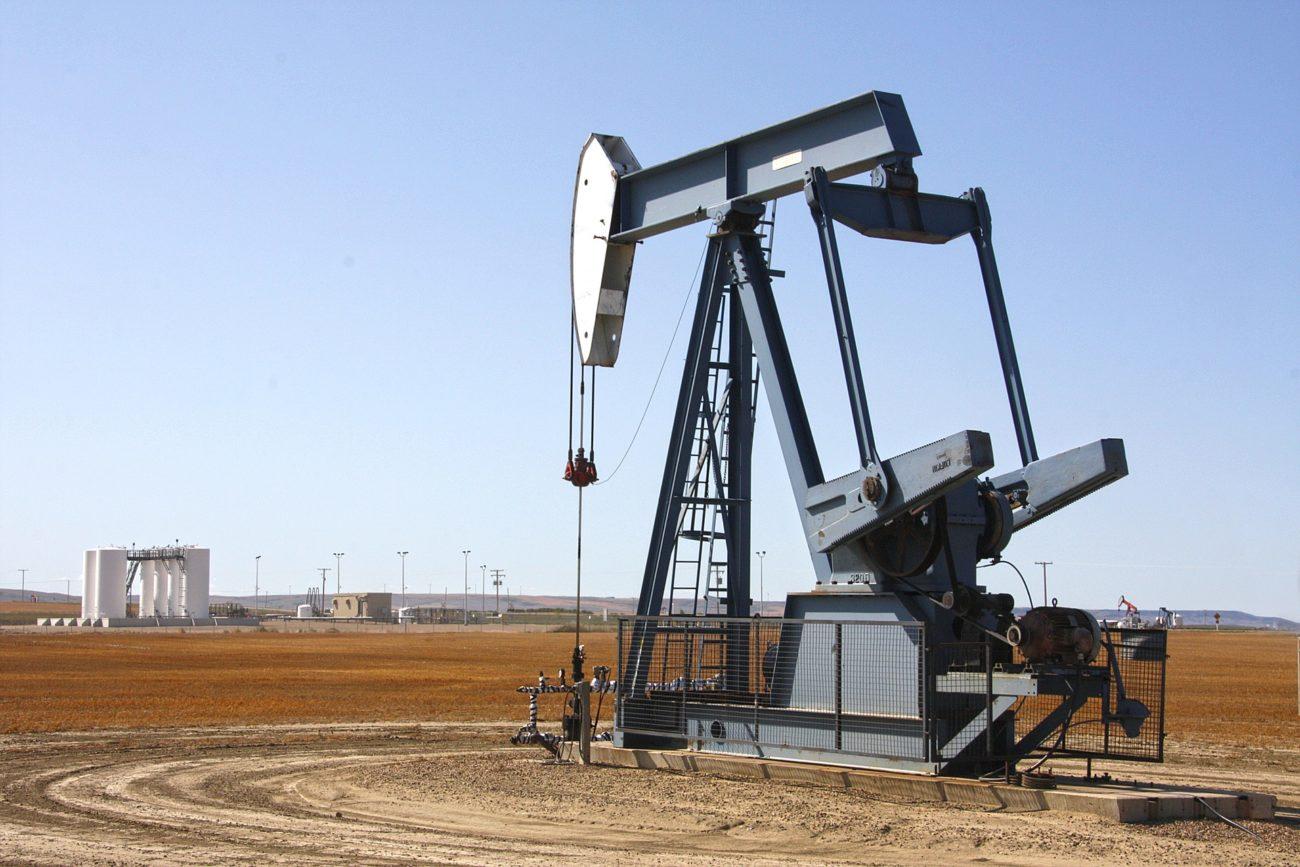puits de petrole