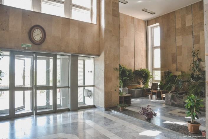 Hall hôtel Kazakhstan Kourtchatov