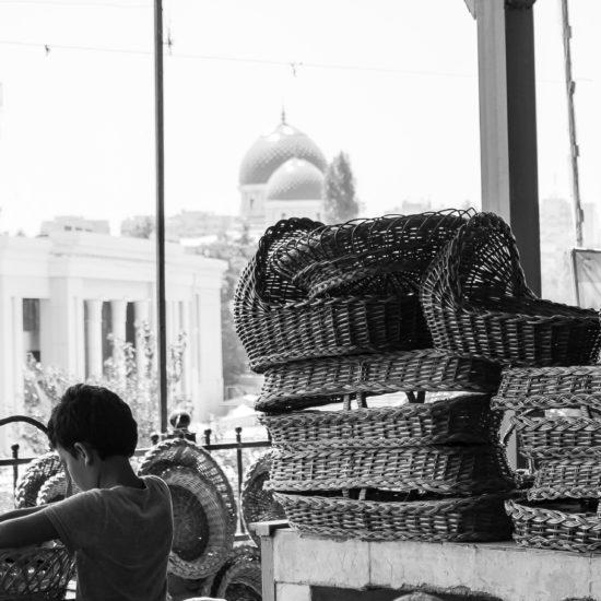 Ouzbékistan Tachkent Bazar Tchorsu