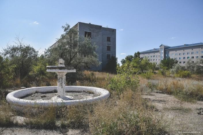 Kourtchatov, Kazakhstan