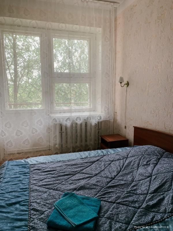 Chambre, hôtel, Kourtchatov