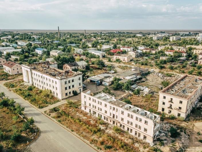 Ville, Kazakhstan, Kourtchatov