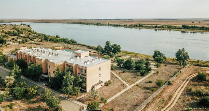 Irtych, Kazakhstan, Kourtchatov