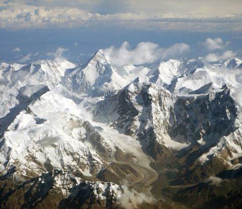 Tian Chan Montagnes Glaciers Eau Environnement Documentaire Mer d'Aral Kazakhstan Kirghizstan