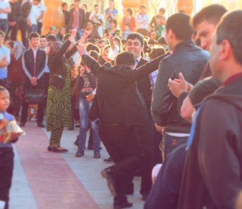 Tadjikistan Khoudjand Photo du jour Danse