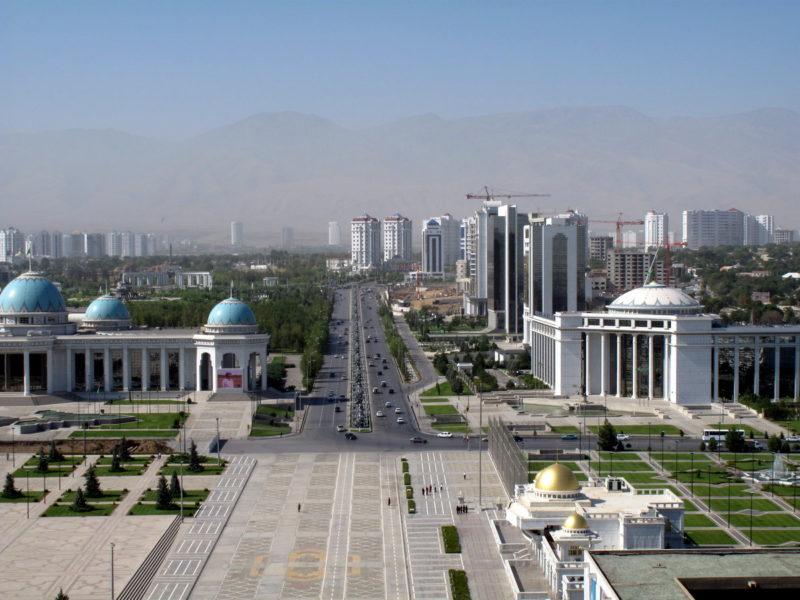 Turkménistan Réforme constitution Politique