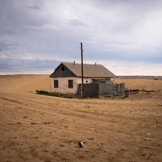 Kazakhstan Mer d'Aral Antoine Béguier Villages abandonnés
