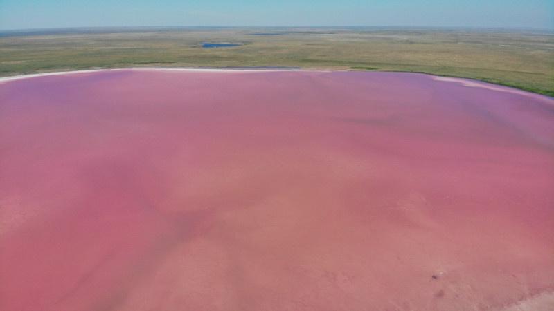 Kobeïtouz Lac Kazakhstan Pollution Environnement Rose Tourisme Métaux lourd