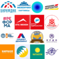 Kirghizstan Elections législatives parlementaires parlement Jogorkou Kengech Politique Partis