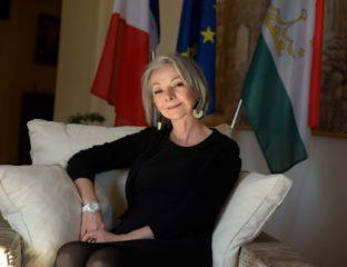 Yasmine Gouédard Tadjikistan Diplomatie France Ambassadrice