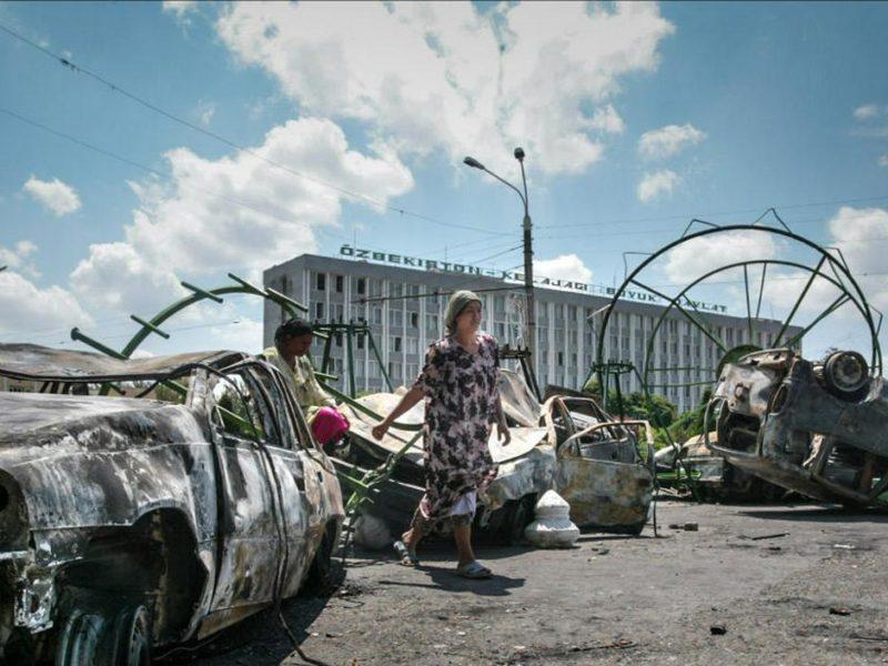 Andijan Ouzbékistan Histoire Emeute Massacre Droits de l'Homme Politique Société