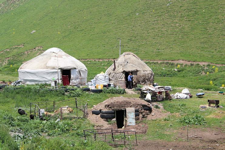 Kourout Fromage Kirghizstan Préparation Histoire Culture Société Yourtes