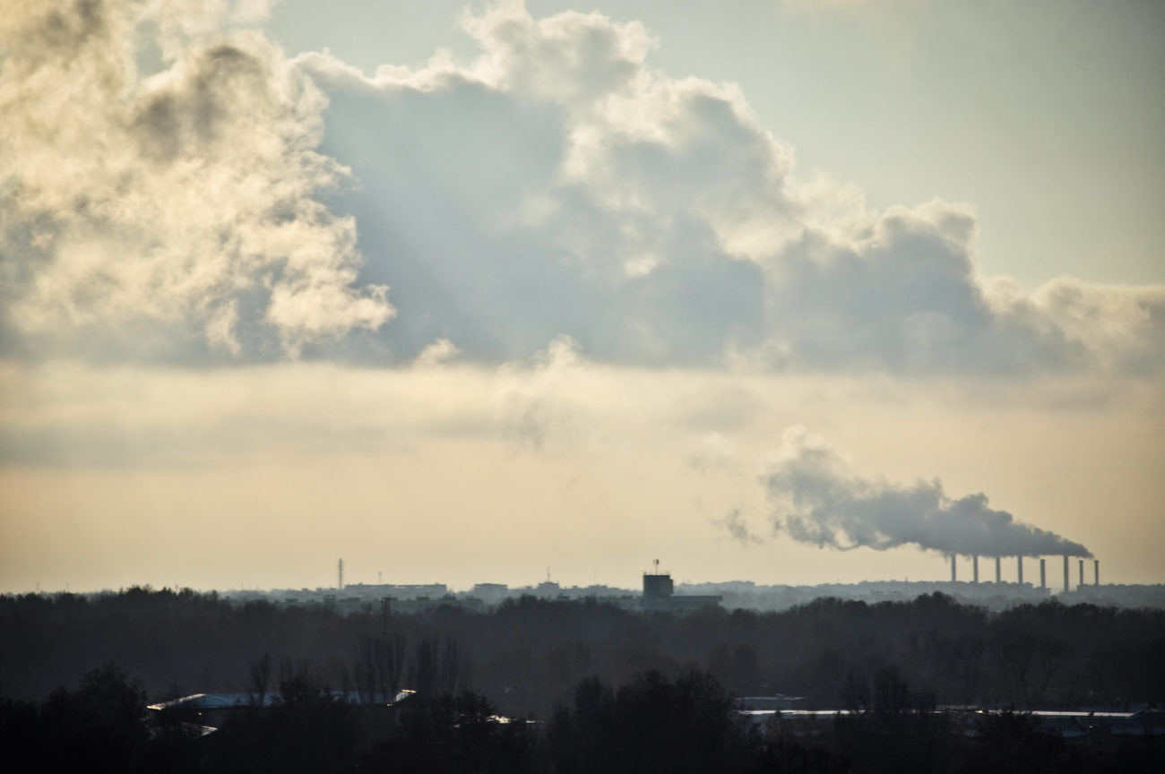 Pollution de l'air Ouzbékistan Mesure Surveillance Fondation Zamin