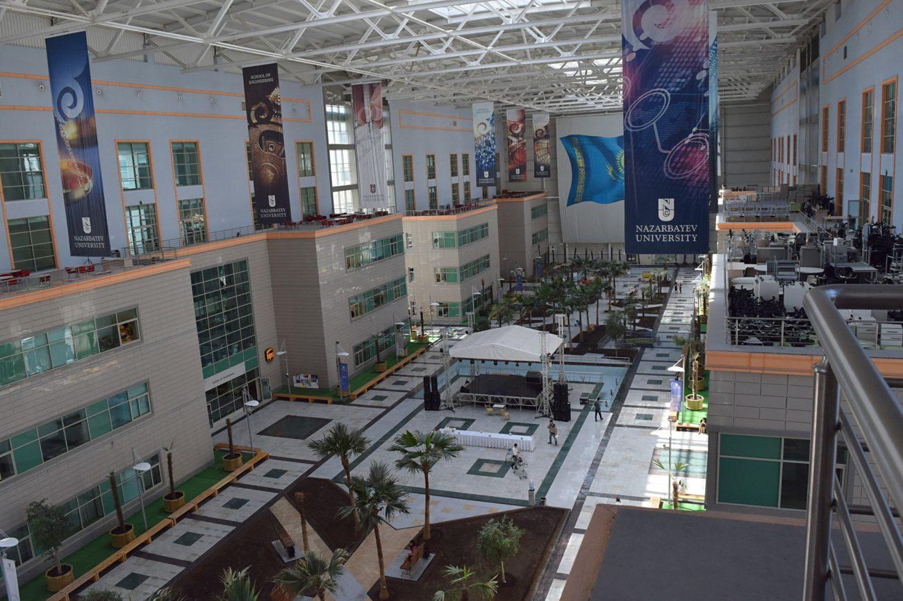 Université de Nazarbaïev Kazakhstan Education Covid-19 Réforme