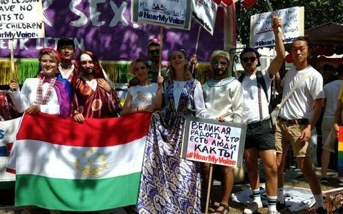 LGBTI Tadjikistan Documentaire Court-métrage Berlin exilés