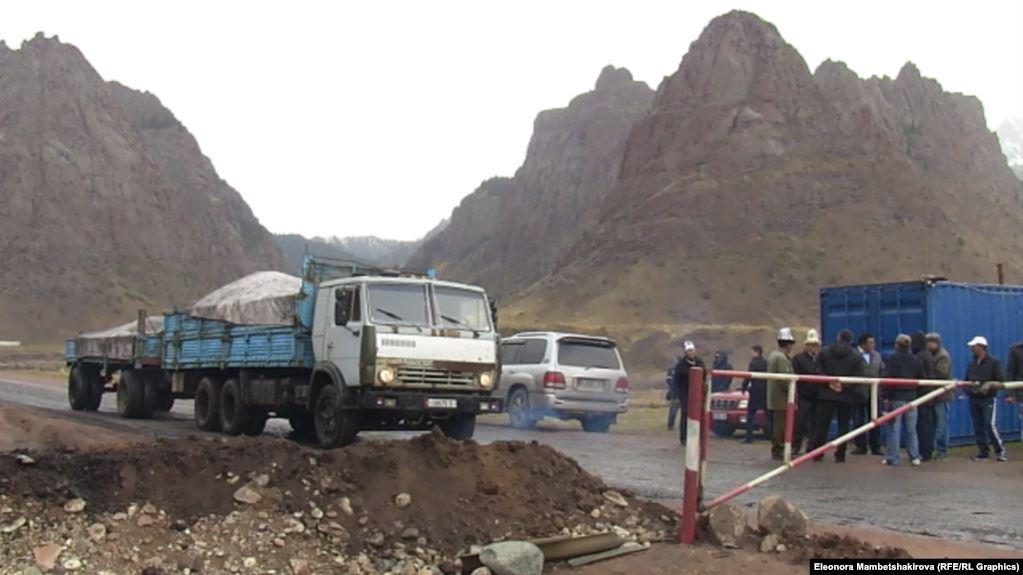 Kirghizstan Kara-Kéché Mine Charbon Accident Environnement